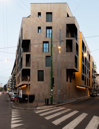 Bilocale Milano Via Giulio Cesare Procaccini 2