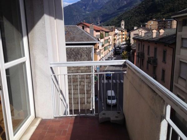 Appartamento in affitto a Morbegno