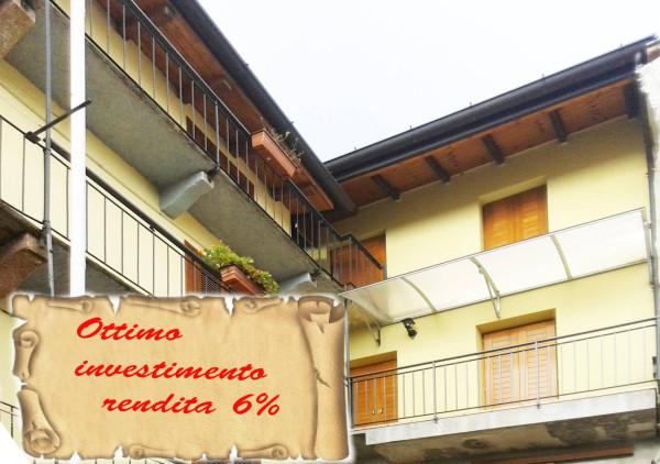 Appartamento in vendita a Induno Olona, 2 locali, prezzo € 85.000 | Cambio Casa.it