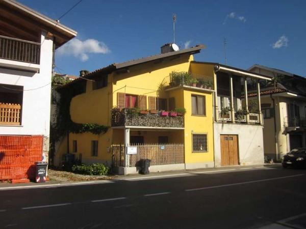 Casa indipendente in Vendita a Favria Centro: 5 locali, 150 mq