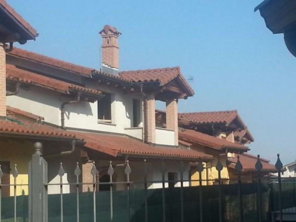 Villa a Schiera in vendita a Vignolo, 5 locali, prezzo € 260.000 | Cambio Casa.it