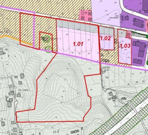 Terreno Commerciale in Vendita a San Miniato Rif.9520267