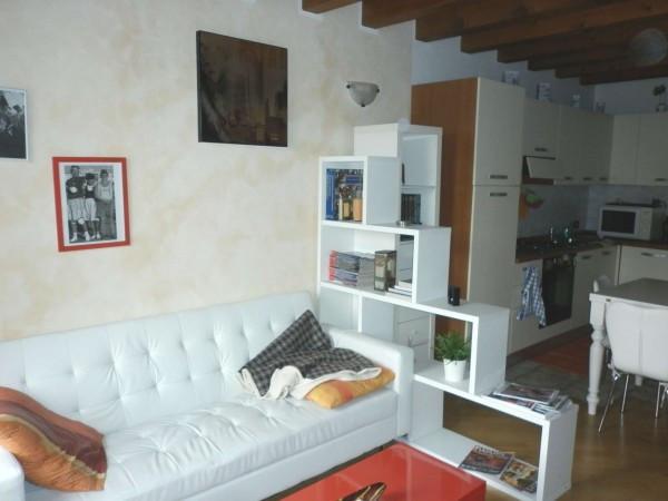 Bilocale Valeggio sul Mincio Via Roma 4