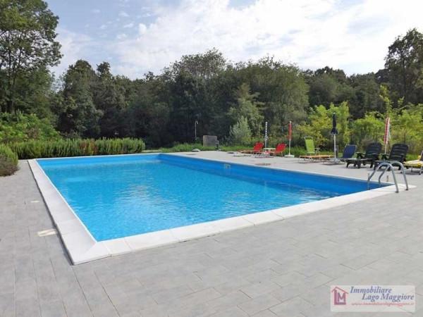 Villa a Schiera in affitto a Ispra, 4 locali, Trattative riservate | Cambio Casa.it