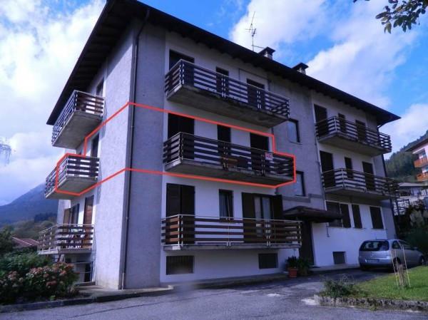 Appartamento in Vendita a Bleggio Superiore Periferia: 3 locali, 56 mq