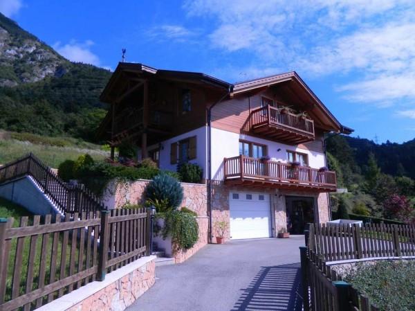 Villa in Vendita a Stenico Centro: 5 locali, 330 mq