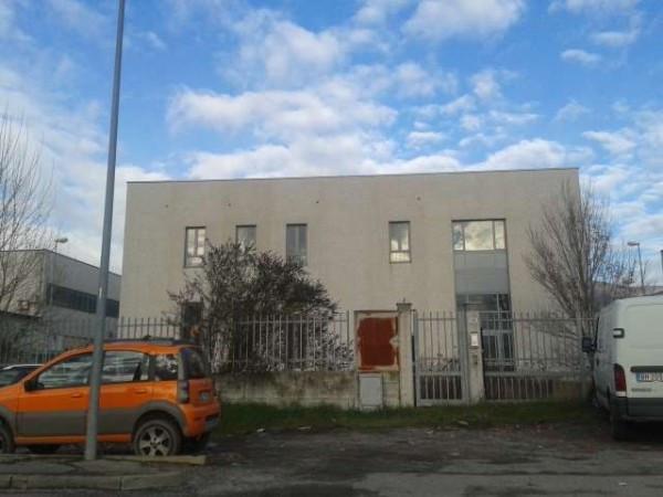 Capannone in vendita a Sant'Ambrogio di Torino, 6 locali, prezzo € 380.000 | Cambio Casa.it