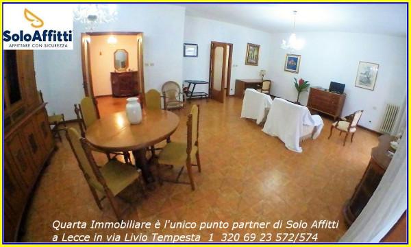 Appartamento in Affitto a Lecce Centro: 4 locali, 130 mq
