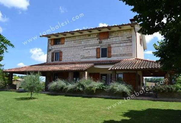Rustico / Casale in vendita a Sassoferrato, 6 locali, prezzo € 640.000 | Cambio Casa.it