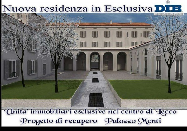 Bilocale Lecco Corso Martiri Della Liberazione 3