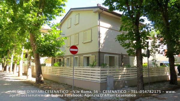 Appartamento in Vendita a Cesenatico Centro: 3 locali, 175 mq