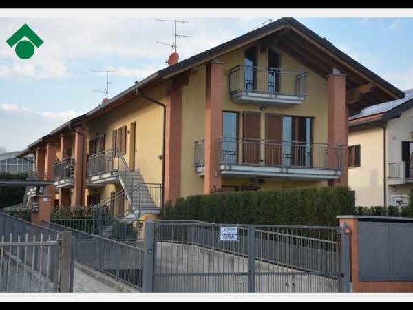 Bilocale Bernareggio Via Dante Alighieri, 48 1
