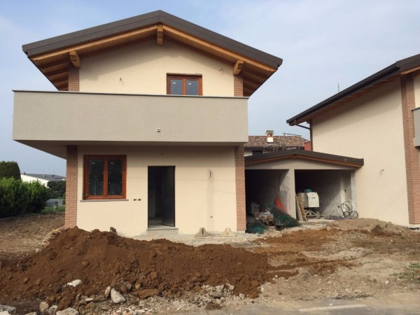 Villa in vendita a Lurago Marinone, 3 locali, prezzo € 240.000 | Cambio Casa.it
