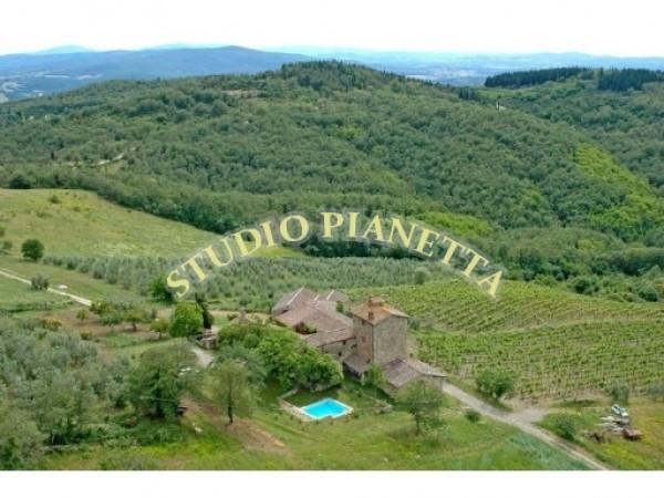 Rustico / Casale in vendita a Radda in Chianti, 6 locali, Trattative riservate | Cambio Casa.it