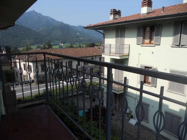 Bilocale Clusone Via Bernardino Baldi 3