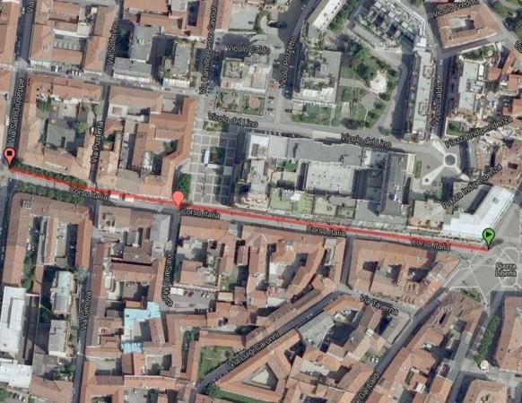 Bilocale Saronno Via Cavour Camillo Benso 2