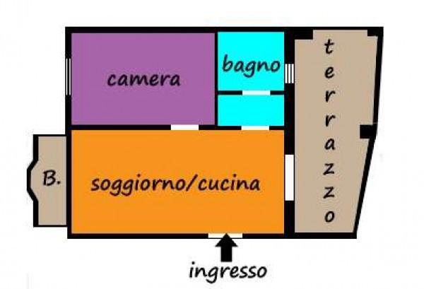 Appartamento in affitto a Agrate Brianza, 2 locali, prezzo € 600 | Cambiocasa.it