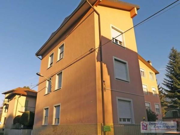 Appartamento in vendita a Travedona-Monate, 3 locali, prezzo € 49.000 | Cambio Casa.it