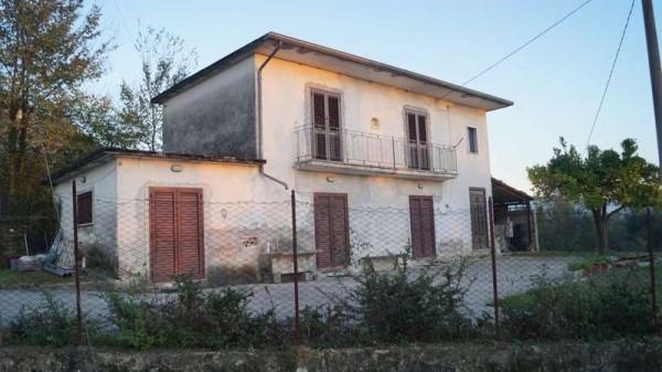 Soluzione Indipendente in vendita a Gioia Sannitica, 4 locali, prezzo € 89.000 | Cambio Casa.it