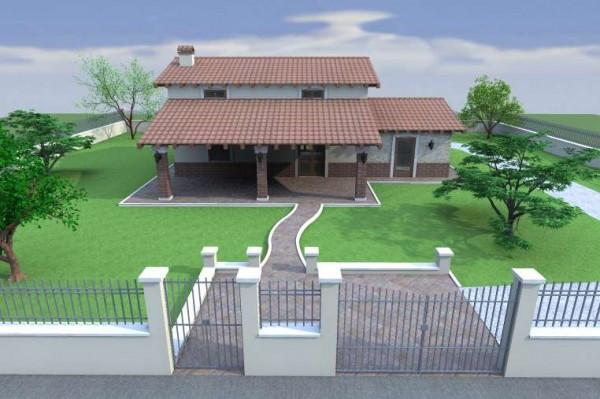 Villa in vendita a Piana di Monte Verna, 5 locali, prezzo € 220.000 | Cambio Casa.it