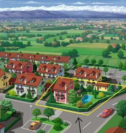 Villa in vendita a Caselle Torinese, 6 locali, prezzo € 560.000 | Cambio Casa.it