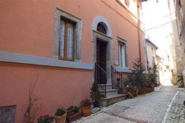 Bilocale Casperia Via Mazzini 2