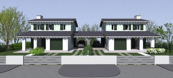 Soluzione Indipendente in vendita a Corridonia, 4 locali, prezzo € 220.000 | Cambio Casa.it