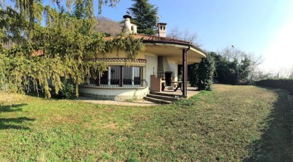 Villa in vendita a Gussago, 6 locali, prezzo € 399.000 | Cambio Casa.it