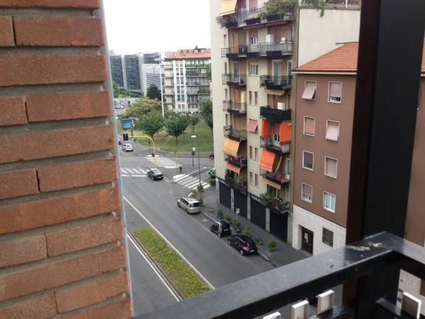 Bilocale Milano Via Fezzan 7