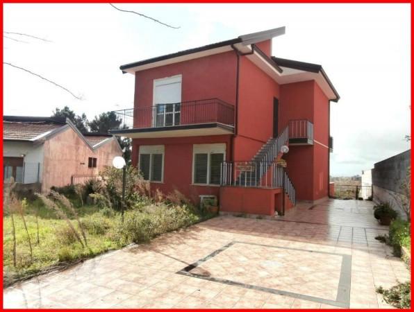 Villa in vendita a Pedara, 6 locali, prezzo € 219.000 | Cambio Casa.it