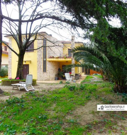 Villa in vendita a Vicopisano, 6 locali, prezzo € 398.000 | Cambio Casa.it