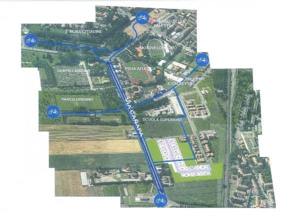 Bilocale Ferrara Via Giorgio De Vincenzi 8