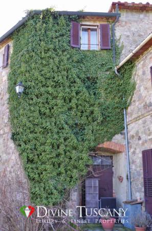 Bilocale Pienza Via Verde 1