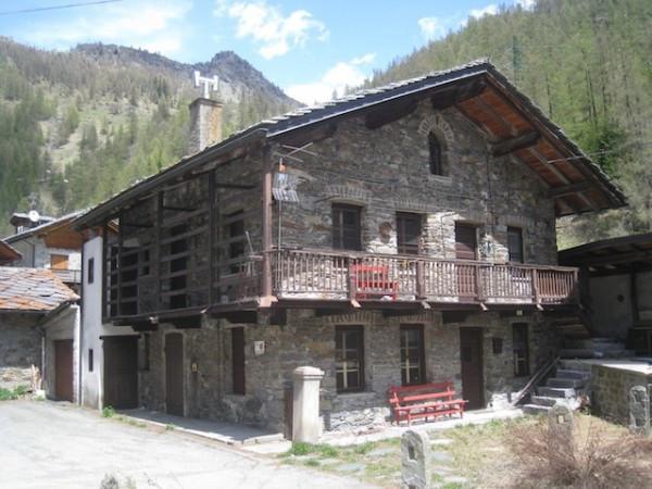 Soluzione Indipendente in vendita a Gressoney-la-Trinitè, 6 locali, prezzo € 495.000 | CambioCasa.it