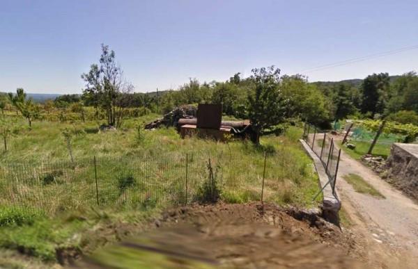 Terreno residenziale in Vendita a Strambinello Centro: 1000 mq