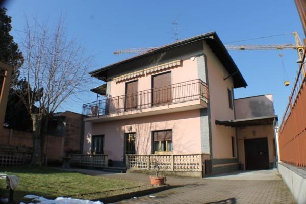 Soluzione Indipendente in vendita a Busto Arsizio, 4 locali, prezzo € 280.000 | Cambio Casa.it