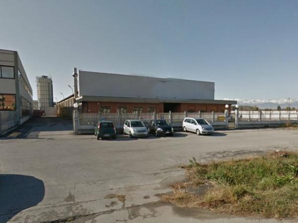 Capannone in vendita a Piobesi Torinese, 6 locali, prezzo € 520.000 | Cambio Casa.it