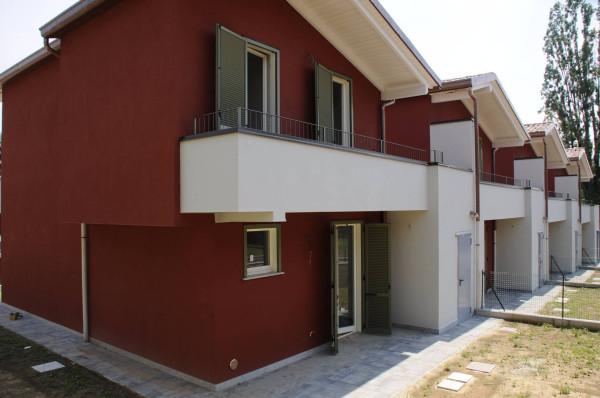Villa a Schiera in vendita a Bregnano, 4 locali, prezzo € 325.000 | Cambio Casa.it
