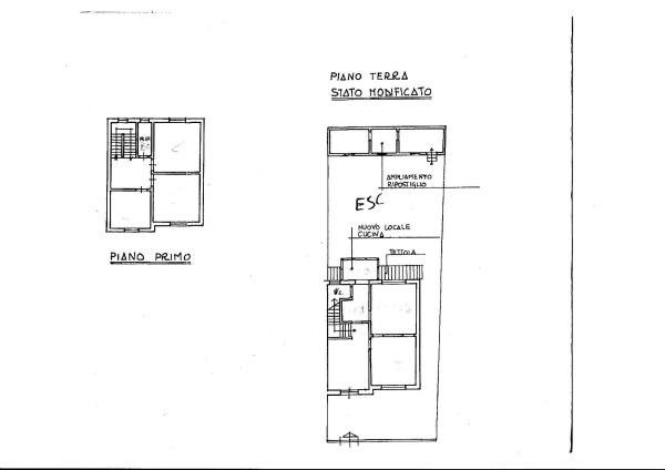 Casa indipendente in Vendita a Pontedera Semicentro: 5 locali, 120 mq