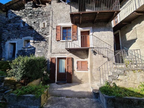 Rustico / Casale in vendita a Chiesa in Valmalenco, 9999 locali, prezzo € 80.000 | Cambio Casa.it