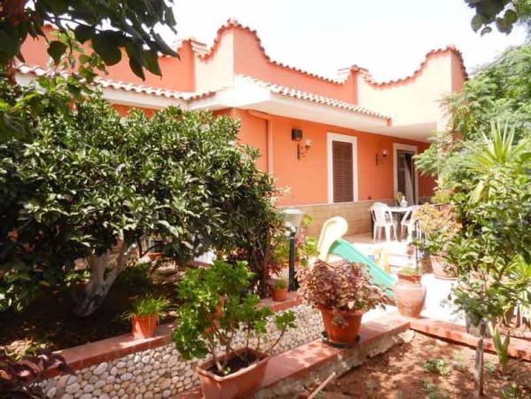 Villa in vendita a Cinisi, 4 locali, prezzo € 215.000 | Cambio Casa.it