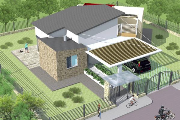 Villa in vendita a Carate Brianza, 4 locali, prezzo € 390.000 | Cambiocasa.it