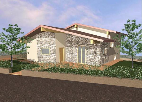 Villa in vendita a Rodengo-Saiano, 4 locali, prezzo € 380.000 | CambioCasa.it