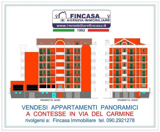 Appartamento in Vendita a Messina Periferia Sud: 3 locali, 77 mq