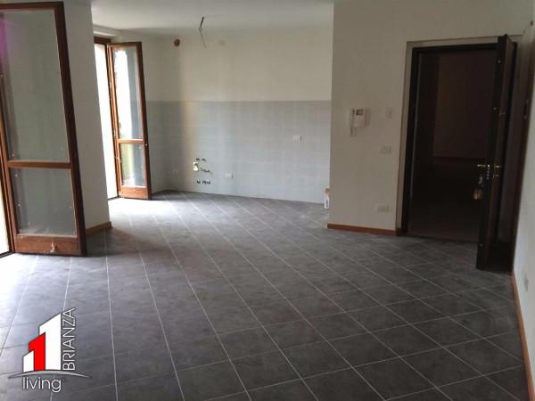 Appartamento in vendita a Carnate, 2 locali, prezzo € 210.000 | Cambio Casa.it