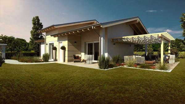 Villa in vendita a Robbiate, 4 locali, prezzo € 470.000 | Cambio Casa.it