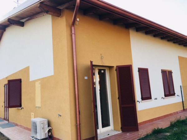 Villa in vendita a Nuvolera, 4 locali, prezzo € 340.000 | Cambio Casa.it