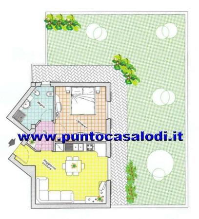 Bilocale Borghetto Lodigiano Borghetto Lodigiano 1