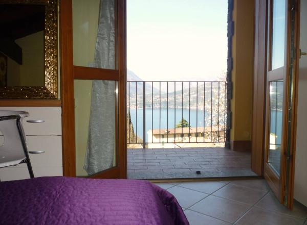 Villa trilocale in vendita a Perledo (LC)-14
