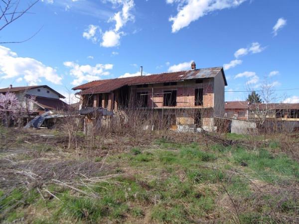 Casa indipendente in Vendita a San Giusto Canavese Centro: 5 locali, 165 mq